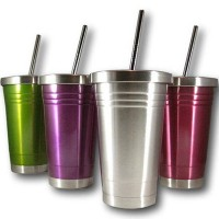 16 Oz Stainless Steel Double Walled Tumbler WPJJ013