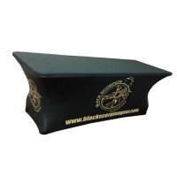 6ft Tight Table Cloth for Trade Show WPSK6017