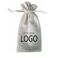 Flax Drawstring Bag WPZL8004