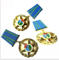 1.8″ zinc alloy medal with lanyard WPZL8023