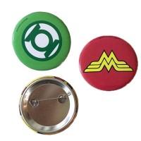 Metal Button Badge WPZL8074