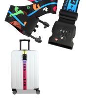 Sublimation Luggage Strap With TSA Lock WPZL8102