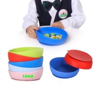 Silicone Bowl With Adsorption Function For Kids WPZL80118