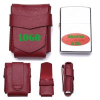 PU Leather Lighter Sleeve WPZL8133