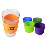 Silicone Tumbler Cups Sleeve WPZL7085