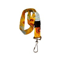 3/4″ Dye Sublimated Lanyards With J Hook WPSK6059