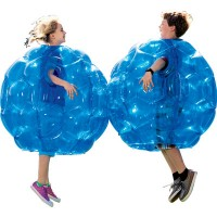 Buddy Bounce Ball Inflatable Body Bubble Ball Sumo Bumper Bopper For Kids & Adults WPZL7081