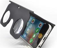 Folding VR Box Virtual Reality 3D Glasses Case WPZL7114