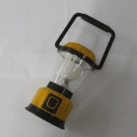 Mini LED Plastic Camping Lantern That Need to Instal Battery WPZL7060