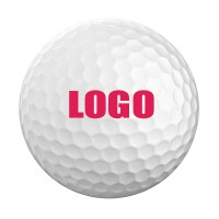White Golf Ball  WPZL170