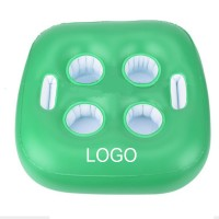 4 Hole Inflatable Coasters Drink Holder WPKW191