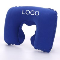 U Shape Inflatable Neck Pillow  WPKW210