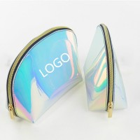 Holographic Iridescent Cosmetic Pouch WPRQ9035