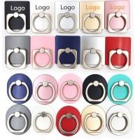 Custom Twist Metal Finger Ring Phone Stand Holder WPRQ9042