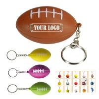 Football Key chain Stress Reliever WPRQ9047