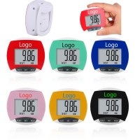 Multifunction Digital Pedometer with Pocket/Belt Clip WPRQ9051