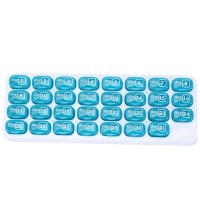 31case pill -Monthly Pill Container WPRQ9057