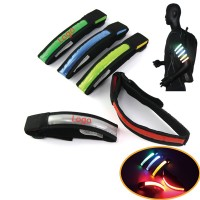 LED Reflective Safety Flashing Armband WPRQ9065