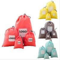 4 pcs Storage Pouch Bag WPRQ9119