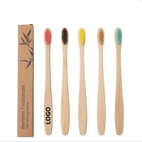 Eco Bamboo Toothbrush with Case WPRQ9124
