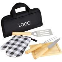 5pc BBQ Set with bag   WPRQ9148