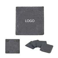Valencia Slate Coasters-4 pcs of one set   WPRQ9149