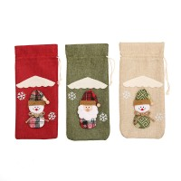 Christmas Wine Bottle Cover WPRQ9154