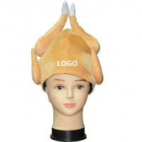 Halloween Turkey Hat For Dance Party WPRQ9164