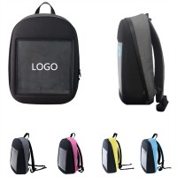 Backpack with LED Advertising Screen WPRQ9165