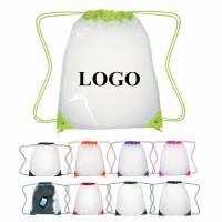 Clear PVC Drawstring Backpack WPAL032