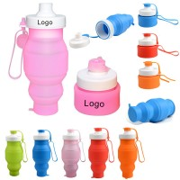 Travel Collapsible Drinking Bottle WPAL044