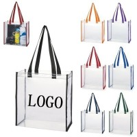 Clear Tote Bag WPAL051