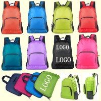 Travel Foldable Shoulder Backpack WPAL053
