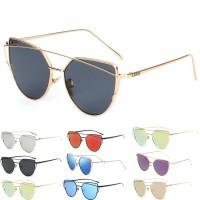 Irregular Frame Sunglasses WPAL064