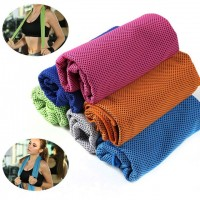 Sports Ice  Full Cooling Towel Double Layer WPAL8012