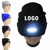 LED Knitted Cap WPAL8022