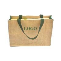 Jute Grocery Tote Bag WPAZ002