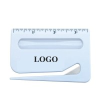 Rectangle 3-in-1 Custom Letter Opener WPAZ028