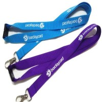 Silkscreen Lanyards With Safety Breakaway WPAZ090