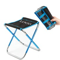 Outdoor Mini Portable Folding Stool Camping Chair WPCL8033