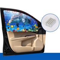 Retractable Magnet Car Sunshade WPCL8054