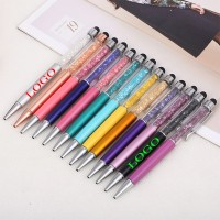 Metal LED Touch Screen Stylus Ballpoint Pen WPCL8056