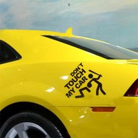 Car Resistant Stickers WPCL8067