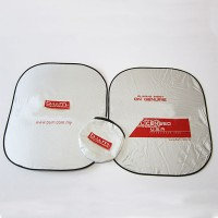 Collapsible Automobile Sun Shades WPCL8085