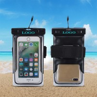 Waterproof Floatable Phone Underwater Pouch Dry Bag Case WPCL8090