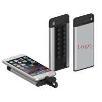 4000mAh Power Bank with Suckers WPES8011