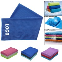 Double Layer Ice Feeling Cooling Sport Towels WPHZ019