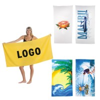 Microfiber Terry Beach Towel WPHZ039