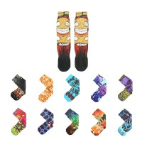 Full Color Sports Socks WPHZ058