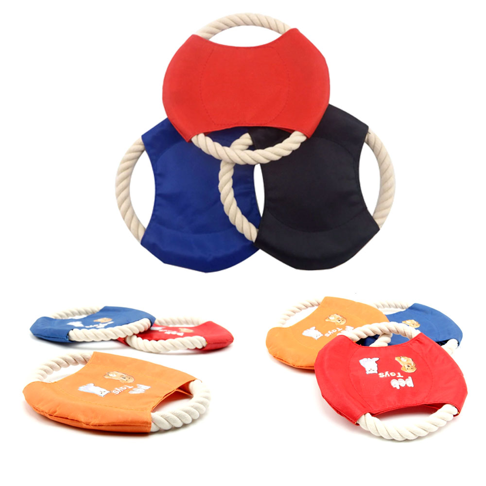 Dog Toys & Rope Flying Disc WPHZ063